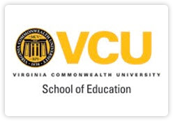 Virginia Commonwealth University - School of Education logo