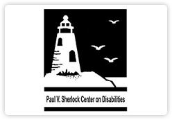 Paul V. Sherlock Center on Disabilities logo